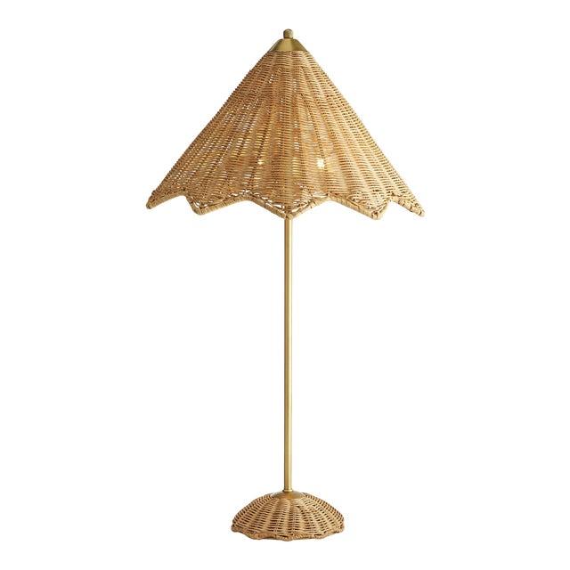 Celerie Kemble for Arteriors Parasol Lamp For Sale
