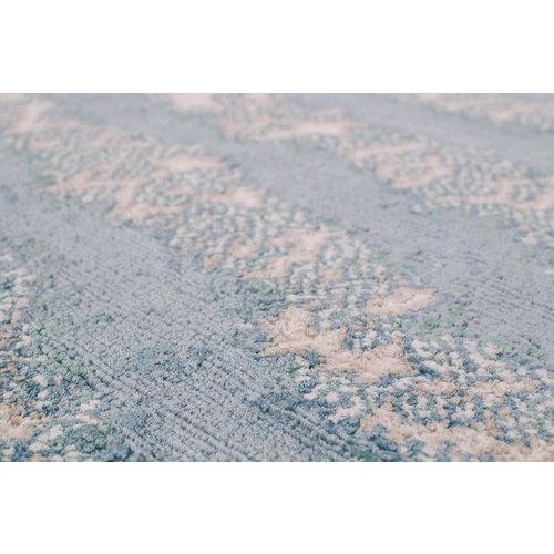 Contemporary/Abstract Area Rug by Carini, 9'x12' For Sale In New York - Image 6 of 7