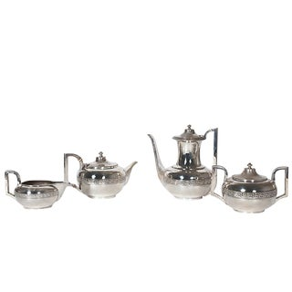 Tea and Coffee Set For Sale