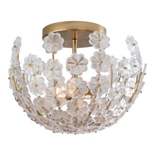 Charlotte Semi Flush Mount For Sale