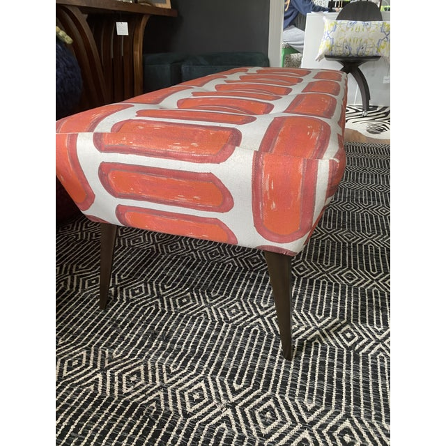 2020s Arteriors Home Mod Bench For Sale - Image 5 of 10