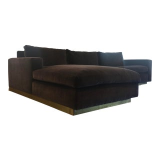 Modern Custom Sectional Sofa For Sale