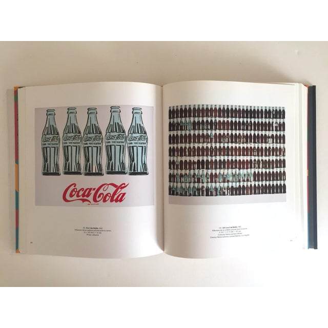 """Andy Warhol a Retrospective"" Rare 1st Edition 1989 MoMA Exhbtn Collector's Art Book For Sale - Image 5 of 11"