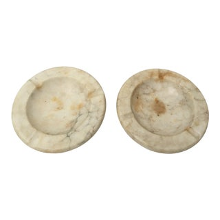 Italian Stone Trays - a Pair For Sale