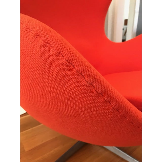 1950s The Egg Chair by Arne Jacobsen For Sale - Image 5 of 5