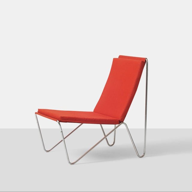 Contemporary a pair of bachelor's chairs by Verner Panton For Sale - Image 3 of 7