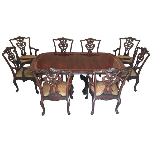 Henredon 'Natchez' Dining Set - Image 1 of 11