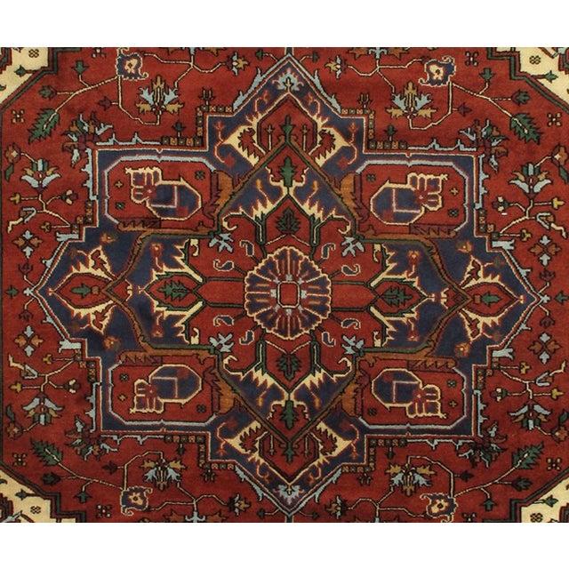 Pasargad Persian Design Serapi Rug - 9′ X 12 - Image 2 of 4