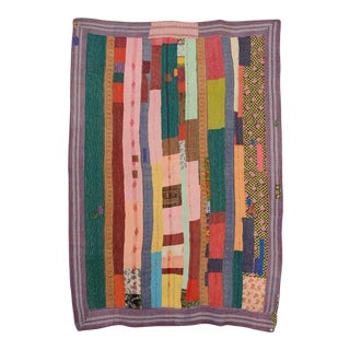 Boho Chic City Life Throw For Sale