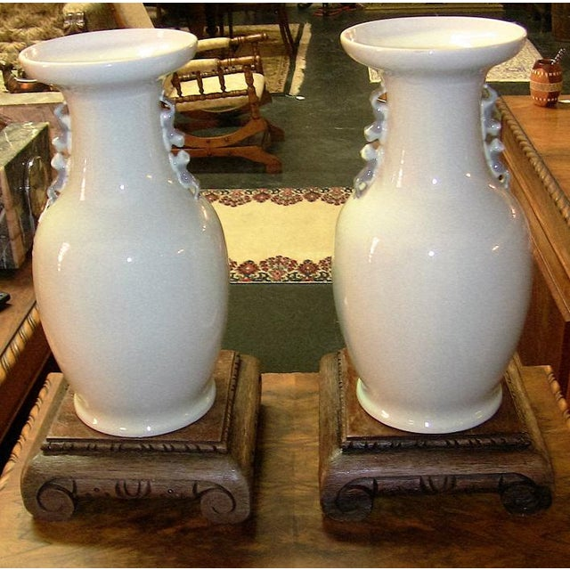 Lladro Retired Pair of Mandarin Vases - Very Rare - Image 9 of 12