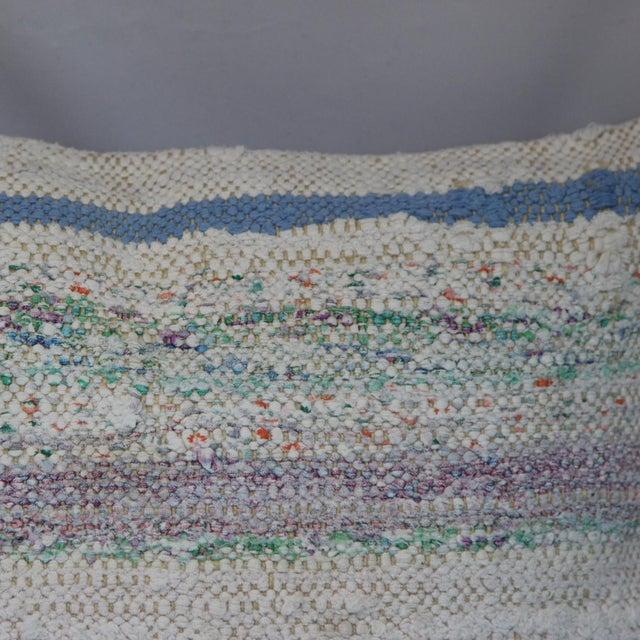 Turkish Handmade Kilim Pillow Cover - Image 4 of 6