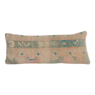 Turkish Carpet Pillow Cover With Muted Color For Sale