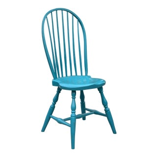 1890s Vintage Windsor Chair For Sale