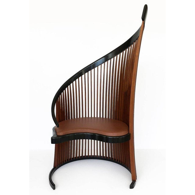 1990s Pair of Paso Doble Sculptural Chairs by Thomas Stender For Sale - Image 5 of 11