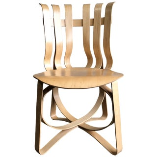 Frank Gehry Hat Trick Chair For Sale