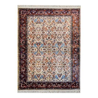Incredible Chinese Silk Rug For Sale