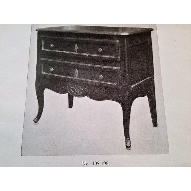 17th Century 17c French Provincial Oak Commode For Sale - Image 5 of 13