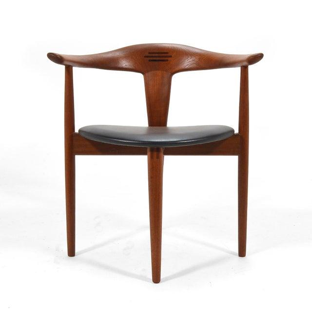 Randers Møbelfabrik Erik Andersen and Palle Pedersen Pair of Rare Easy Chairs For Sale - Image 4 of 12