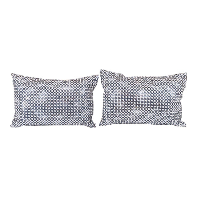 Sparkly Pillows - A Pair For Sale