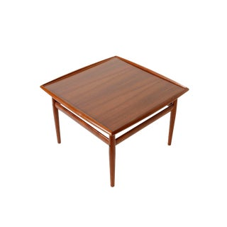 1960s Vintage Teak Coffee Table by Grete Jalk for Glostrup Danish Modern For Sale