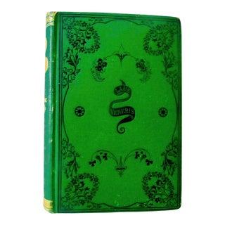 "1882 Laus Veneris ""Poems and Ballads"" Swinburne Book For Sale"