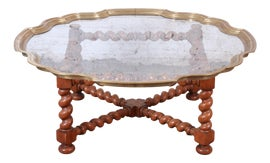 Image of British Colonial Coffee Tables