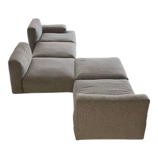 Cassina Mex Cube Sectional Modular Sofa For Sale