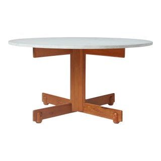 "Sergio Rodrigues ""Alex"" Dining Table For Sale"