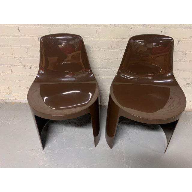 Mid-Century Overman Ab Tango Chairs - a Pair For Sale In San Francisco - Image 6 of 7