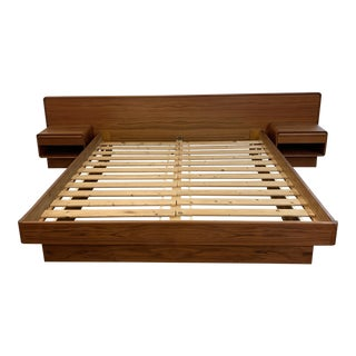 Westnofa Cal King Danish Platform Bed For Sale