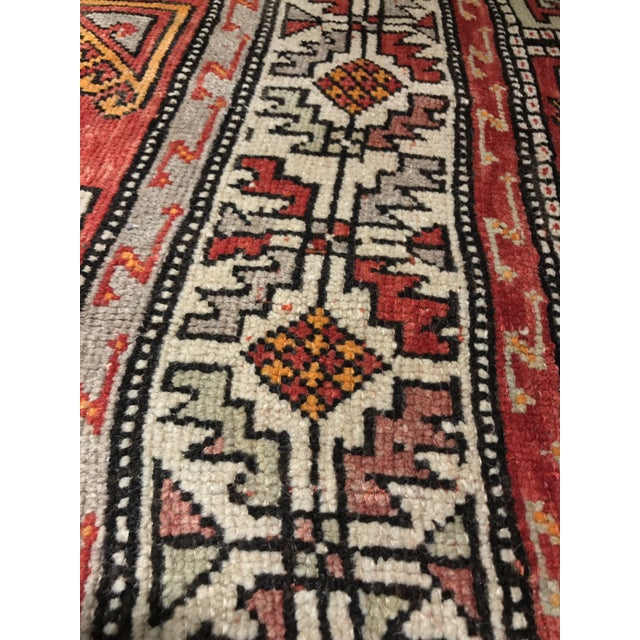 """Bellwether Rugs Vintage Turkish Oushak Small Area Rug - 4'4""""x6'6"""" - Image 11 of 11"""