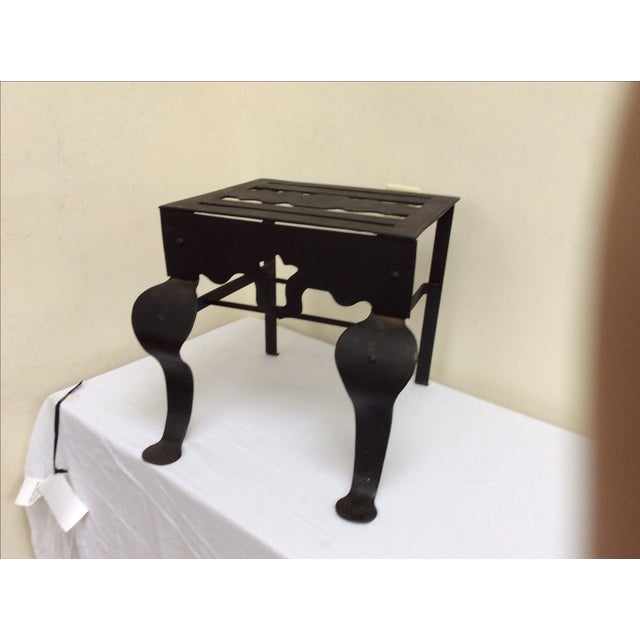 Antique Kettle Stand For Sale - Image 4 of 8