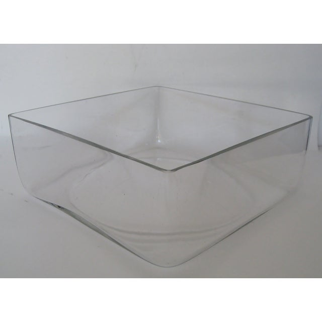 Industrial Industrial-Style Blown Glass Bowl For Sale - Image 3 of 5