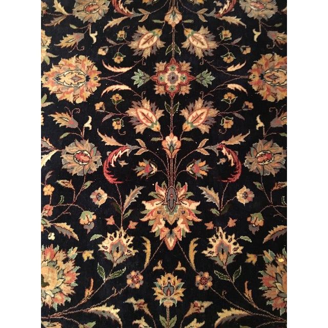 "Vintage Persian Area Rug - 9'x12'7"" - Image 9 of 11"