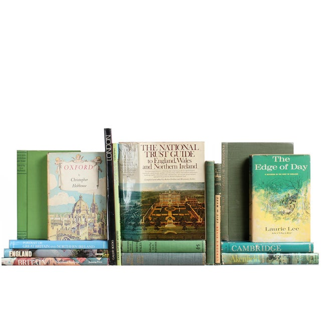 Tour of Britain Books - Set of 16 - Image 1 of 2