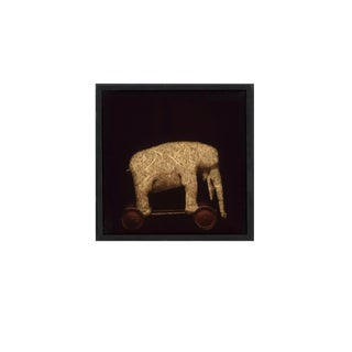 Contemporary Todd Murphy Elephant Mixed Media For Sale