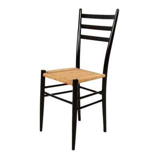 Vintage Leggera Italian Chair