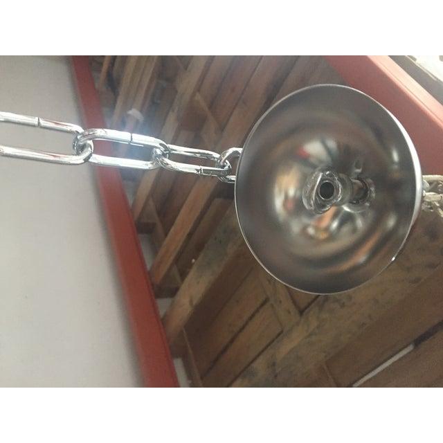 2010s Murano Glass Sputnik Chandelier For Sale - Image 5 of 8