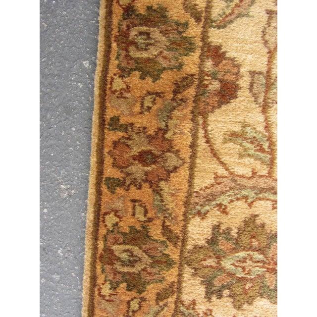"Oriental Hand Woven Wool Runner - 2'6"" x 7'11"" - Image 3 of 11"