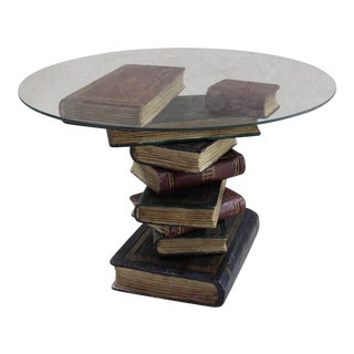 "Maitland Smith ""Book"" Table For Sale"