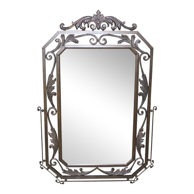 French Art Deco Mirror - Image 1 of 11