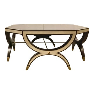 Ambella Home Modern Rive Gauche Cocktail Table For Sale