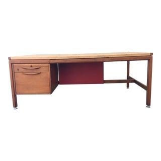Jens Risom Executive Desk For Sale