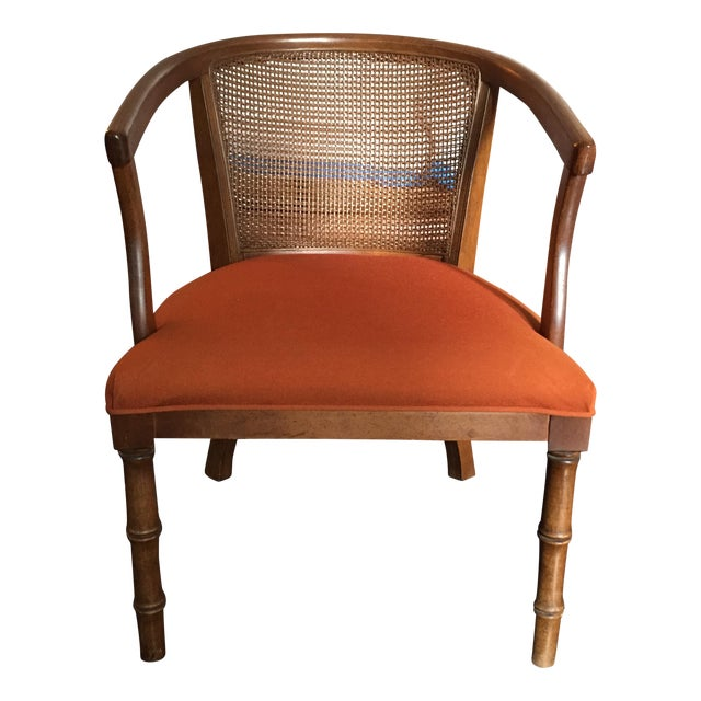 1960's Vintage Barrel Chairs - A Pair - Image 1 of 11