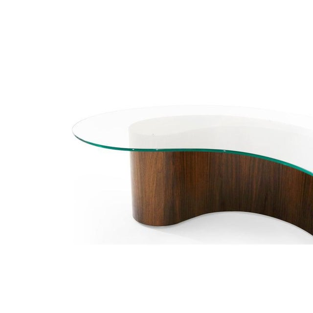 Coffee Vladimir Kagan Apostrophe Coffee Table, 1950s For Sale - Image 8 of 13