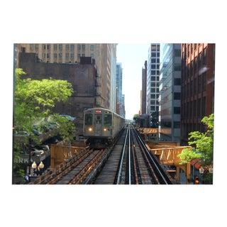 """The Train Is Coming"" Josh Moulton Photo For Sale"