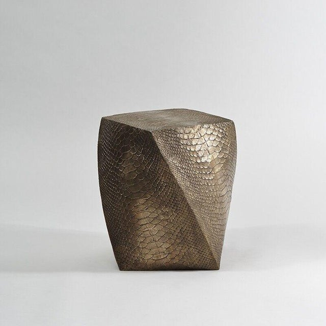 Contemporary Erin Sullivan, Bronze Serpent, USA, 2015 For Sale - Image 3 of 11