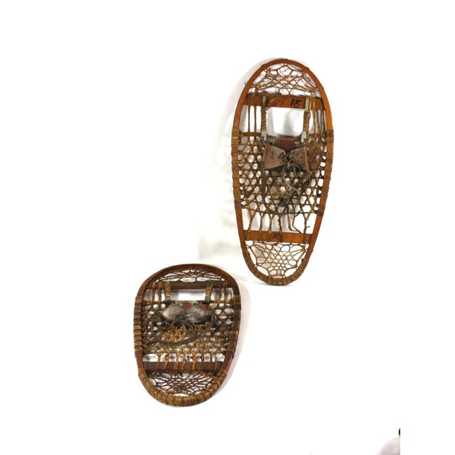 1900s Snowshoes - Image 4 of 8