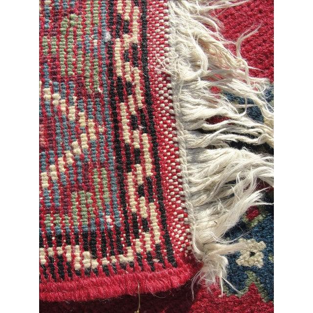 """Turkish Medallion Wool Oriental Rug - 2'3"""" X 4'0"""" - Image 5 of 6"""