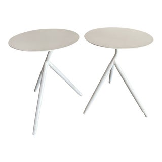Hamlet Side Tables - A Pair For Sale